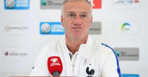 Foot - Bleus - Didier Deschamps : «Notre actualité, c'est le match»