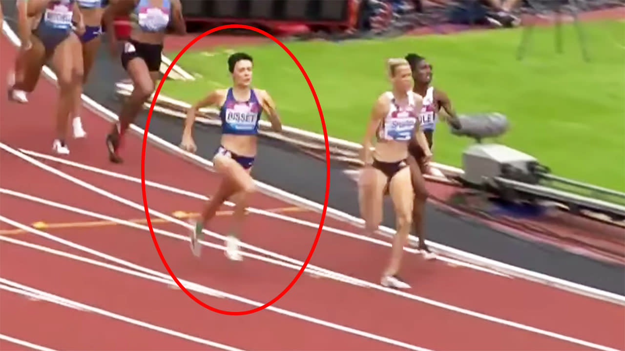 Aussie star makes athletics history in never-before-seen moment