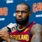 LeBron James on protests: 'My voice is more important than my knee'