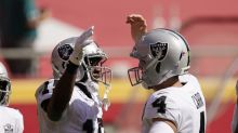 Chiefs stunned at home by Raiders for first loss of season