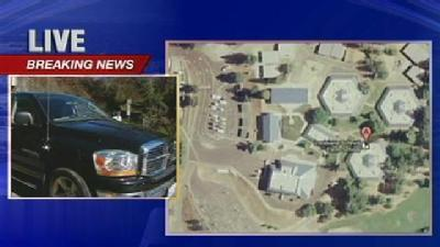 Vehicles Seen Leaving School Area