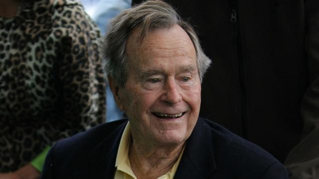 Bush 41 likely to be hospitalized for awhile