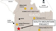BeMetals identifies priority targets and designs underground drilling program for the high-grade, South Mountain zinc-silver project in Idaho