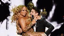 Mariah Carey derrocha pasión en el escenario con su joven novio; ¡mira lo que hicieron!