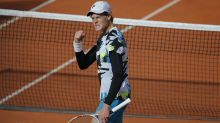 Jannik Sinner stuns US Open finalist Alexander Zverev as Rafael Nadal marches on