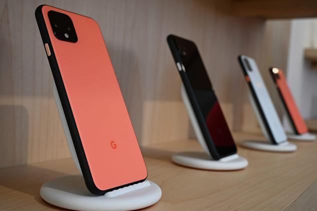 Google yanks March security update for AT&T Pixel 4