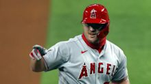 Mike Trout is on a historic birthday home run binge