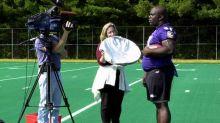 Fight for life: Ex-Ravens lineman Lional Dalton waiting for transplant