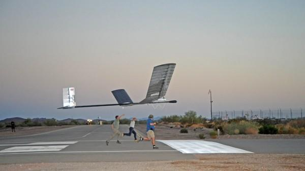 QinetiQ's Zephyr sets another unmanned solar plane flight record