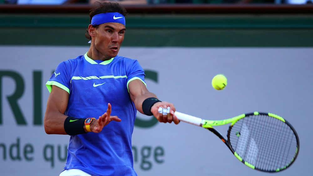 Clinical Nadal outclasses Thiem to reach French Open final
