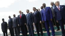 Trump makes G-7 deal on trade, takes rain check on climate