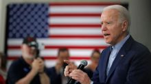 Joe Biden says Democrats could have 'great trouble' with Bernie Sanders at top of the ticket