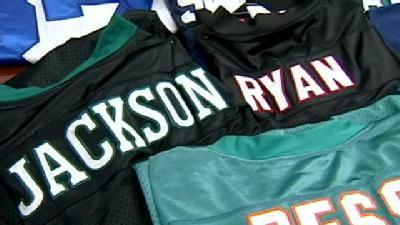 $41,000 Worth Of Counterfeit NFL Apparel Seized