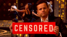 Pussycat Dolls ignore Ant and Dec's request to 'tone down' skit on Saturday Night Takeaway return