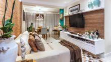 Integrado e acolhedor: 5 imagens de um lindo apartamento