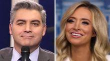 CNN's Jim Acosta Grills Kayleigh McEnany on Her 'Disinformation'