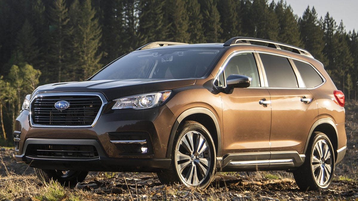 Owners of Recalled 2019 Subaru Ascent SUVs to Get Brand-New
