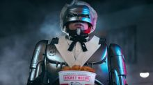 Peter Weller reprises his iconic RoboCop role... for weird KFC ads