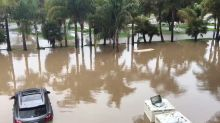 RV Park in Ventura Floods After California Downpours