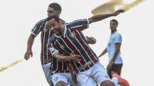 Fluminense vence o Corinthians com dois gols de Nenê