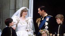 La princesa Diana trató de cortarse las venas tras boda