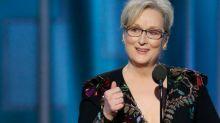 Com 20 indicações, Meryl Streep supera seu próprio recorde