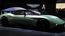 Aston Martin worries about using Dover post-Brexit