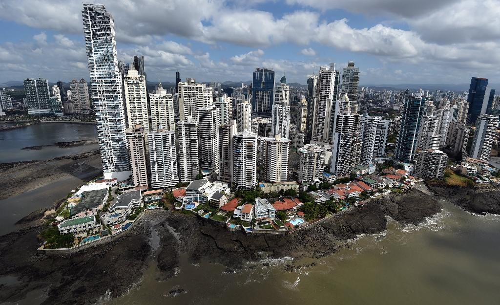Panama, a small nation of just four million people, has a booming financial services sector that, including revenue from its famous canal, accounts for nearly 80 percent of gross domestic product