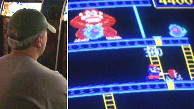 'Donkey Kong' masters compete for world title
