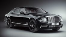 Bentley Mulsanne Walter Owen Edition by Mulliner Pays Homage to Founder at 100th Anniversary