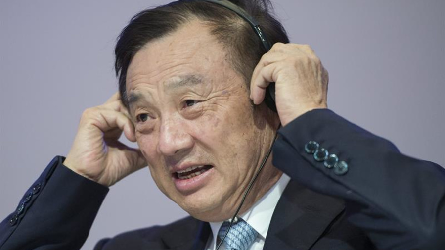 El fundador de Huawei niega que su empresa espíe para el Gobierno chino