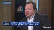 Viacom CEO: Content is essentially what Viacom is