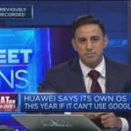 Huawei's own operating system could be ready this year, executive says