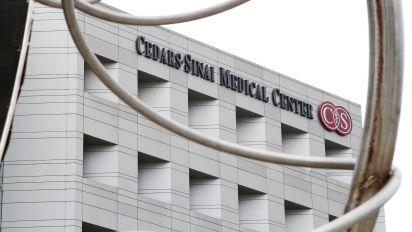 Tiger moved to Cedars-Sinai Medical Center