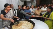 Ahead of Printing Budget Documents, Sitharaman, Thakur Take Part in 'Halwa Ceremony'