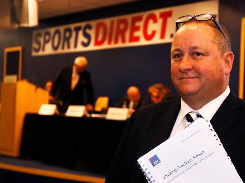 Mike Ashley bids to add Patisserie Valerie cakes to UK retail empire d1f4d3151