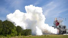 World's Most Powerful Hydrogen-Fueled Rocket Engine Completes Final Acceptance Test for ULA Delta IV Heavy Launch Vehicle