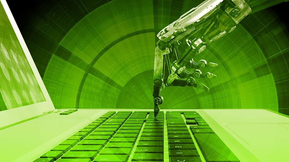 Digital Transformation Comes To The Back Office Via Robotic Software