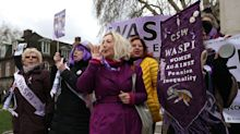 Millions of Waspi women who lost out by state pension increase given sliver of hope