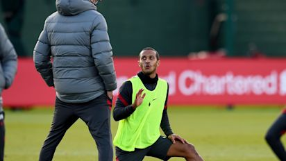 Liverpool lean on Thiago's vision to end losing streak against bogey team Arsenal