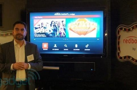 More Redbox Instant details revealed at CES; Vizio, LG and Google TV clients coming