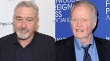 Robert De Niro Calls Jon Voight 'Delusional' in Ongoing Feud Over Donald Trump
