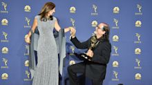 Last night's Emmy's proposal was epic, but public proposals aren't for everyone