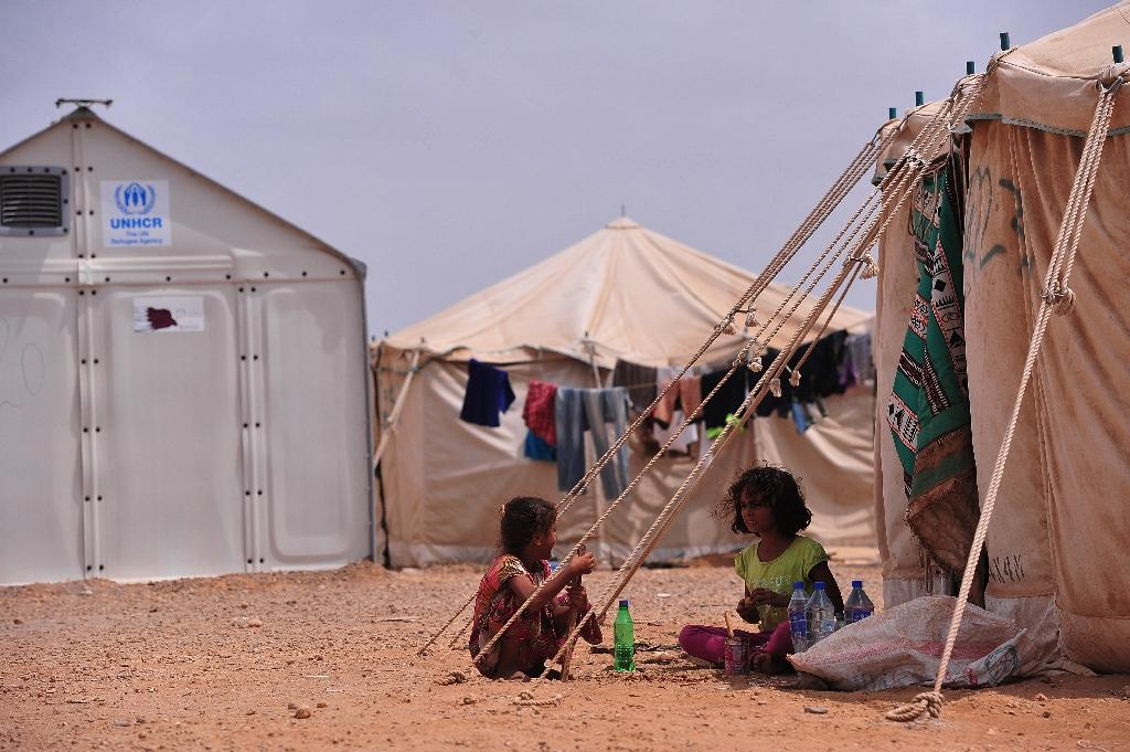 Over 173,000 people have fled Yemen since war began, according to the UN refugee agency (UNHCR), including 33,000 to Djibouti (AFP Photo/Simon Maina)