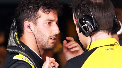Ricciardo cops big reality check from new boss