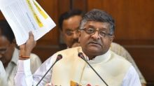 Cambridge Analytica row: Ravi Shankar Prasad's finger-wagging aimed at Mark Zuckerberg is empty rage