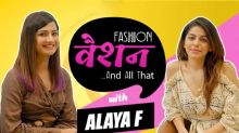 Alaya F Goes UNCENSORED On Fashion, Trolls Who GO DIRTY, Working With Style Icon Saif Ali Khan And Fitness SECRETS- EXCLUSIVE