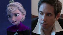 Un cantante chileno denuncia a Demi Lovato, Idina Menzel y Disney por plagiarle la canción de Frozen