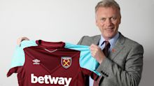 West Ham appoint David Moyes as Slaven Bilic's replacement