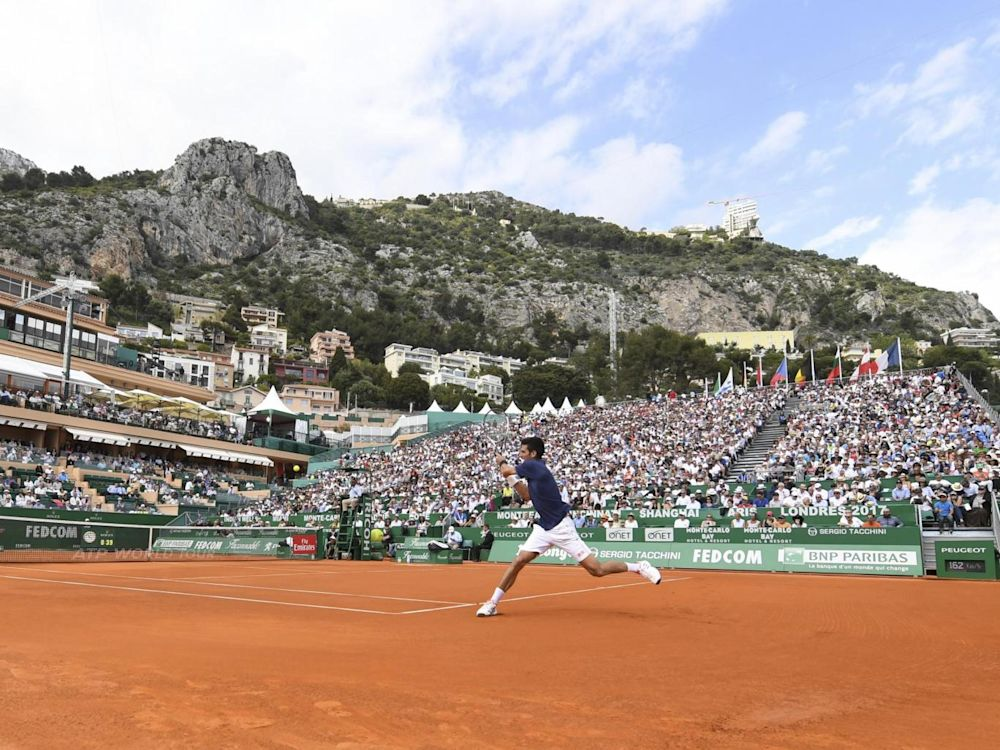 The Serbian has won in Monte Carlo twice before (Getty)